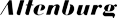 Logo Altenburg